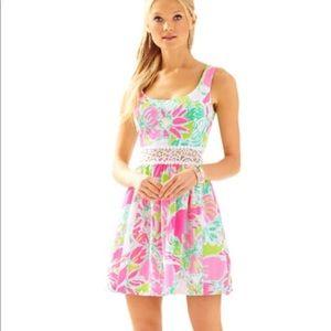 LIKE NEW Lilly Rosemarie Dress